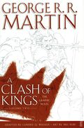 A Clash of Kings HC (2018 Bantam/Spectra) A Song of Fire and Ice Graphic Novel 2-1ST