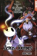 Disney Manga: The Nightmare Before Christmas: Zero's Journey GN (2018- Tokyopop) 3A-1ST