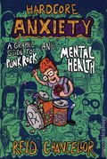 Hardcore Anxiety A Graphic Guide to Punk Rock and Mental Health GN (2019 Microcosm) 1-1ST