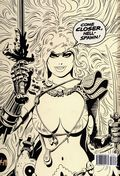 Frank Thorne's Ghita: An Erotic Treasury HC (2016 Hermes Press) 1S-1ST