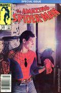 Amazing Spider-Man (1963 1st Series) Canadian Price Variant 262