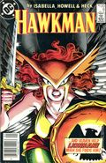 Hawkman (1986 2nd Series) Canadian Price Variant 6