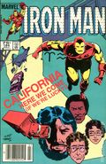 Iron Man (1968 1st Series) Canadian Price Variant 184