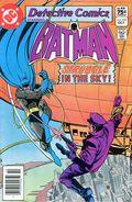 Detective Comics (1937 1st Series) Canadian Price Variant 519