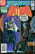 Detective Comics (1937 1st Series) Canadian Price Variant 520