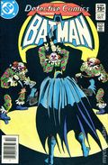 Detective Comics (1937 1st Series) Canadian Price Variant 531