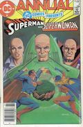 DC Comics Presents (1978) Annual Canadian Price Variant 4