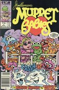 Muppet Babies (1985-1989 Marvel/Star Comics) Canadian Price Variant 1