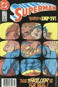 Superman (1939 1st Series) Canadian Edition 421