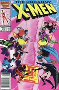 Uncanny X-Men (1963 1st Series) Canadian Price Variant 208