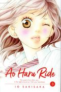 Ao Haru Ride GN (2018- A Viz Digest) 3-1ST