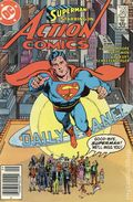 Action Comics (1938 DC) Canadian Price Variant 583