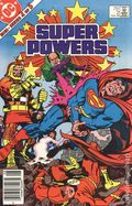 Super Powers (1984 1st Series) 2