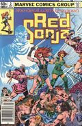 Red Sonja (1983 2nd Marvel Series) She-Devil with a Sword 2