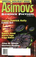 Asimov's Science Fiction (1977-2019 Dell Magazines) Vol. 26 #12