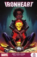 Ironheart Riri Williams TPB (2019 Marvel) By Brian Michael Bendis 1-1ST