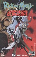 Rick and Morty vs. Dungeons and Dragons II Painscape (2019 Oni Press) 2A