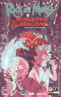 Rick and Morty vs. Dungeons and Dragons II Painscape (2019 Oni Press) 2B