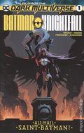 Tales from the Dark Multiverse Batman Knightfall (2019 DC) 1