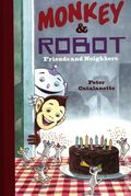 Monkey and Robot Friends and Neighbors HC (2019 Graphic Universe) 1-1ST