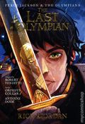 Percy Jackson and the Olympians HC (2010- Hyperion Books) Graphic Novel 5-1ST