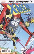 True Believers X-Men Rictor (2019 Marvel) 1