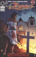Zorro Sacrilege (2018 American Mythology) 4B