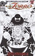 Zorro Sacrilege (2018 American Mythology) 4C