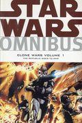 Star Wars Omnibus Clone Wars TPB (2012 Dark Horse) 1-REP