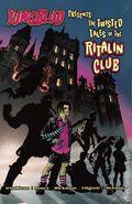 Yungblud Presents the Twisted Tales of the Ritalin Club TPB (2019 Z2 Comics) 1-1ST