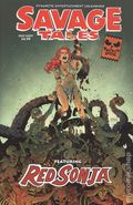 Savage Tales Halloween Special (2019 Dynamite) 0A