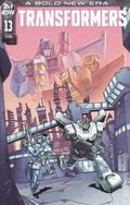 Transformers (2019 IDW) 13A