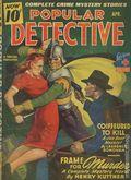 Popular Detective (1934-1953 Beacon/Better) Pulp Vol. 26 #3
