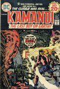 Kamandi (1972) Mark Jewelers 24MJ