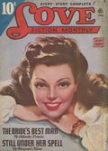 Love Fiction Monthly (1934-1949 Periodical House) Pulp Vol. 39 #3