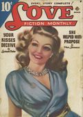 Love Fiction Monthly (1934-1949 Periodical House) Pulp Vol. 38 #3