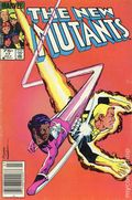 New Mutants (1983 1st Series) Canadian Price Variant 17