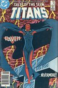 New Teen Titans (1980) (Tales of ...) Canadian Price Variant 61