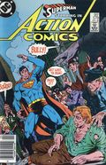 Action Comics (1938 DC) Canadian Price Variant 578