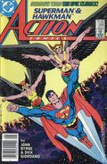 Action Comics (1938 DC) Canadian Price Variant 588