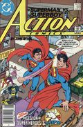 Action Comics (1938 DC) Canadian Price Variant 591