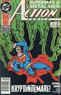 Action Comics (1938 DC) Canadian Price Variant 599