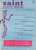 Saint Detective Magazine (1953-1967 King-Size) Pulp Vol. 3 #2