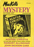 MacKill's Mystery Magazine (1952-1954 Todd Publishing) US Edition Vol. 2 #6