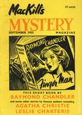 MacKill's Mystery Magazine (1952-1954 Todd Publishing) US Edition Vol. 2 #5