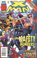 X-Man (1995) 18