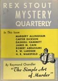 Rex Stout Mystery Quarterly (1945 Avon Book Company) 2