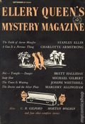 Ellery Queen's Mystery Magazine (1955-1959 Davis-Dell) Text Only Edition Vol. 30 #3