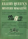 Ellery Queen's Mystery Magazine (1955-1959 Davis-Dell) Text Only Edition Vol. 26 #6