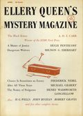 Ellery Queen's Mystery Magazine (1955-1959 Davis-Dell) Text Only Edition Vol. 27 #4